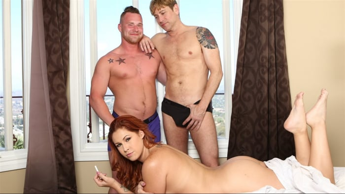 Edyn Blair in Wanna Fuck My Wife Gotta Fuck Me Too 8