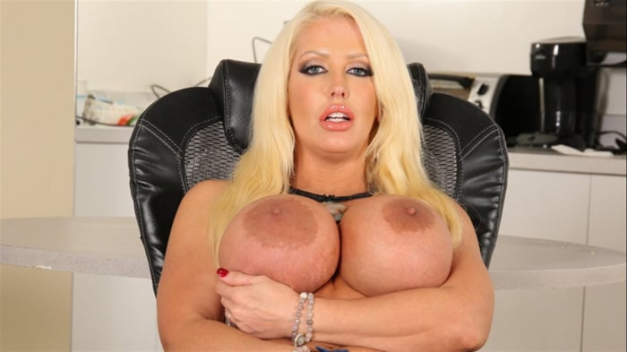 Alura Jenson in Big Tits Office Chicks 5